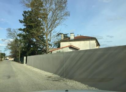 Mur de clôture Toulouse